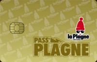 Carte Pass' Plagne