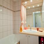 Studio 4 personnes - Salle de bains